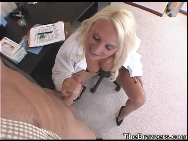 Luxurious blonde Emilianna got fucked from the back because she asked for it