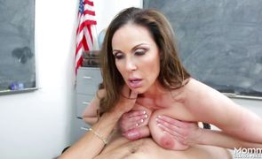 Long inched fucker goes hardcore on a remarkable girlfriend Kendra Lust