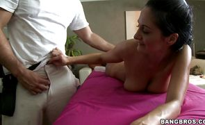 Curvaceous Ava Addams rides a dick like a boss
