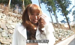 Amazing exotic gf Ichika got fucked sideways and then her face was covered with loads of cum