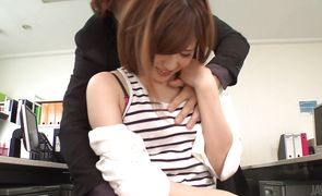 Gorgeous Yumi Maeda likes being smashed hard and fast