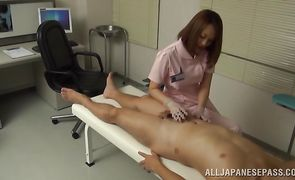 Exquisite floosy Mitsuki Asuka and playmate decided to make a porn video just for fun