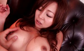 Glorious bimbo Kaori knows how to keep male satisfied in every way
